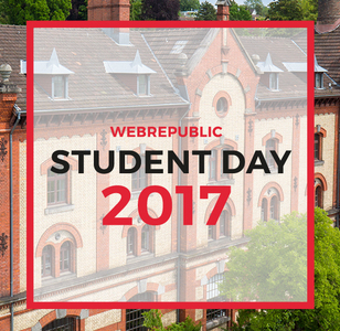 Event Webrepublic AG WEBREPUBLIC STUDENT DAY 2017 body