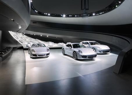 Praktikum, Jobs und Stellen bei Porsche Schweiz auf talendo