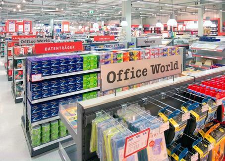 Praktikum, Jobs und Stellen bei Office World AG auf talendo