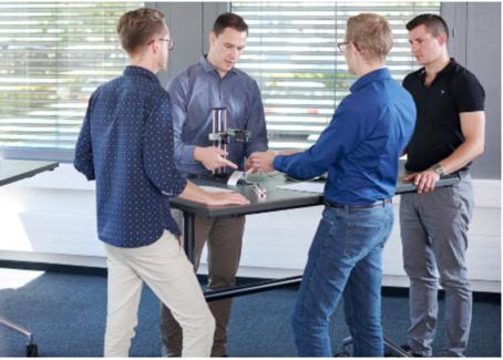 Praktikum, Jobs und Stellen bei Baumer Electric AG auf talendo