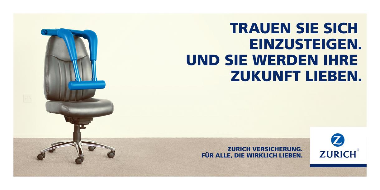 Event Zurich Insurance Company Ltd Rotation Dinner mit Zurich header