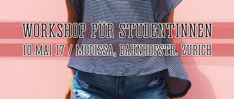Event UBS Impress! Find your own Way - Workshop für Studentinnen header