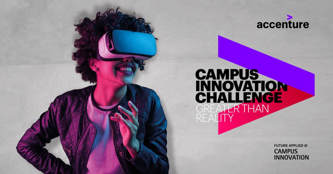 Event Accenture Campus Innovation Challenge header
