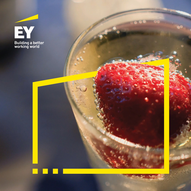 Event EY EY's Sparkling Strategy – virtual wine tasting and strategizing header
