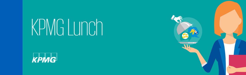Event KPMG KPMG Lunch – Digital Innovation header