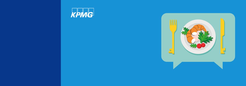 Event KPMG KPMG Career Dinner Basel header