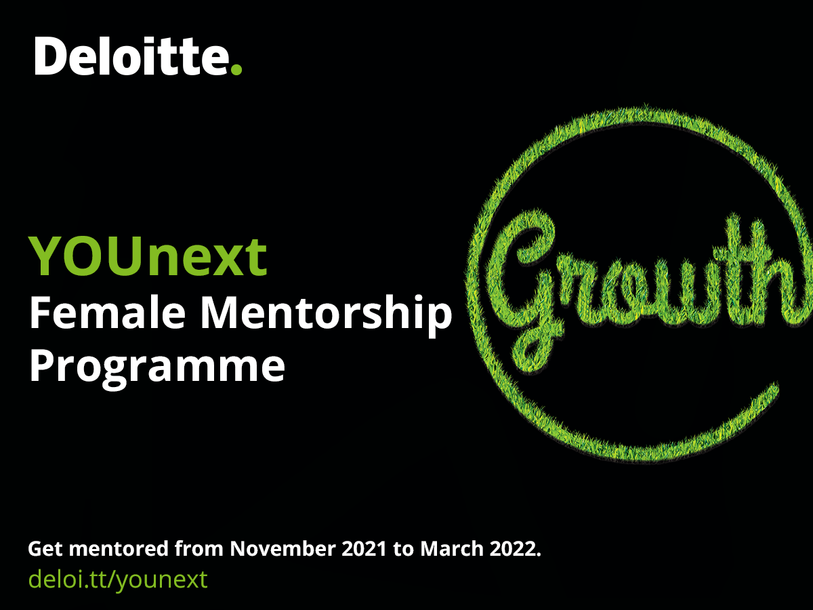 Event Deloitte YOUnext Female Mentoring Programme header