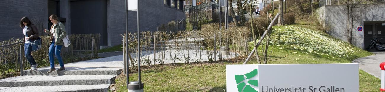 Universität St.Gallen als Arbeitgeber auf talendo