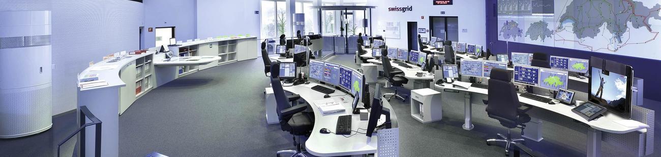 Swissgrid als Arbeitgeber auf talendo