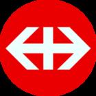 Schweizerische Bundesbahnen SBB Logo talendo