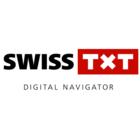 SWISS TXT AG Logo talendo