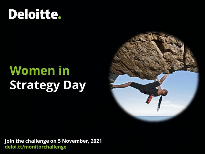 Women in Strategy Day at Deloitte