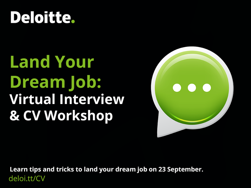 Land Your Dream Job – Interview and CV Workshop