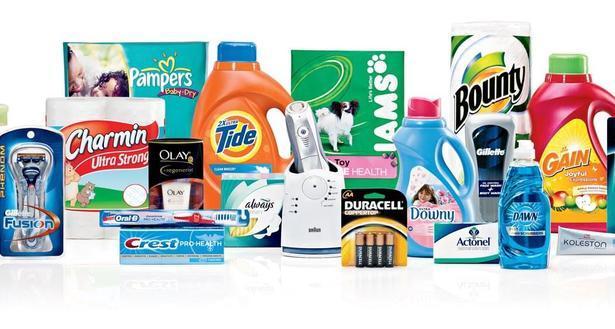 Arbeiten bei Procter & Gamble 5384a6