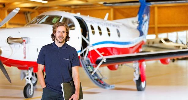 Arbeiten bei Pilatus Flugzeugwerke AG 8d14c5