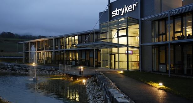 Arbeiten bei Stryker 57d648