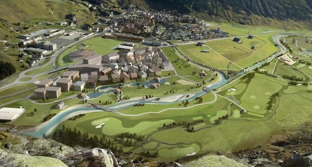 Arbeiten bei Andermatt Swiss Alps AG 5ad366