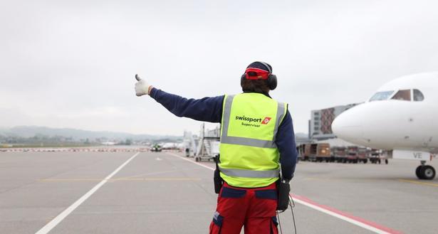 Arbeiten bei Swissport International d90f5d